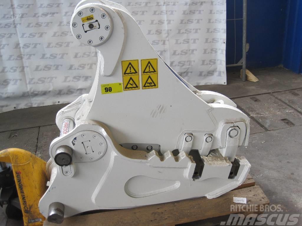 LST XMP-P 180 Pulverisiererkit