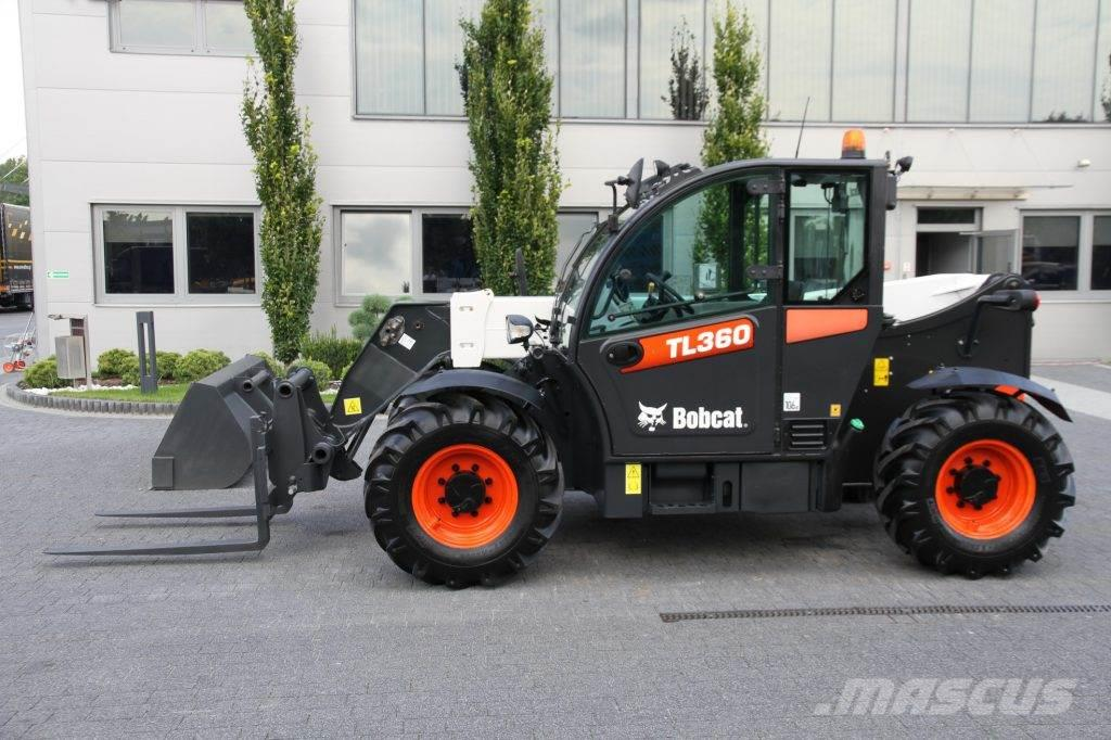 Bobcat TELESCOPIC LOADER TL360 6 M