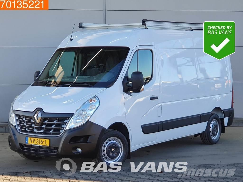 Renault Master 2.3 dCi Automaat Airco Navi Cruise Trekhaak