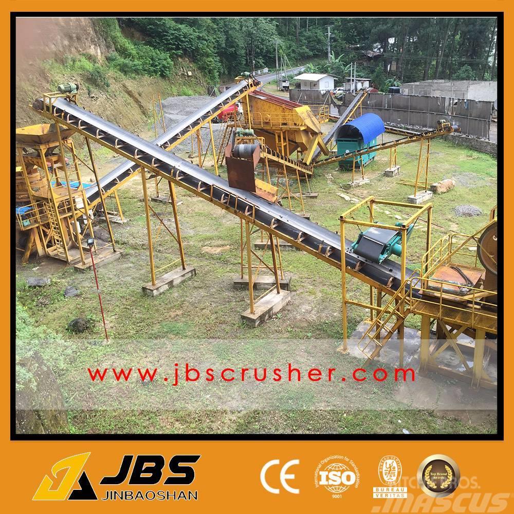 JBS 80-120 TPH Granite Stone Crusher Plant
