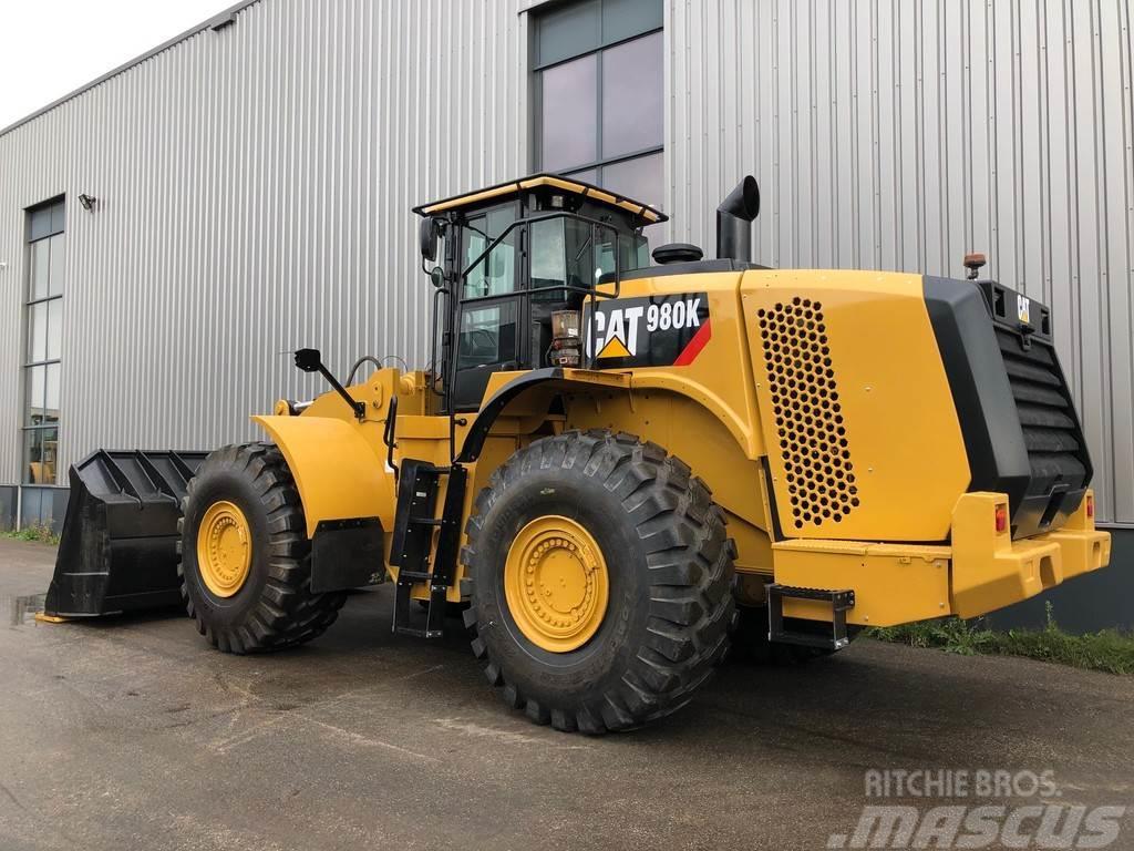 Caterpillar 980K Wheel Loader