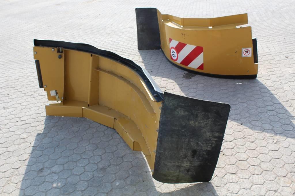 Caterpillar 966 FENDER- GP
