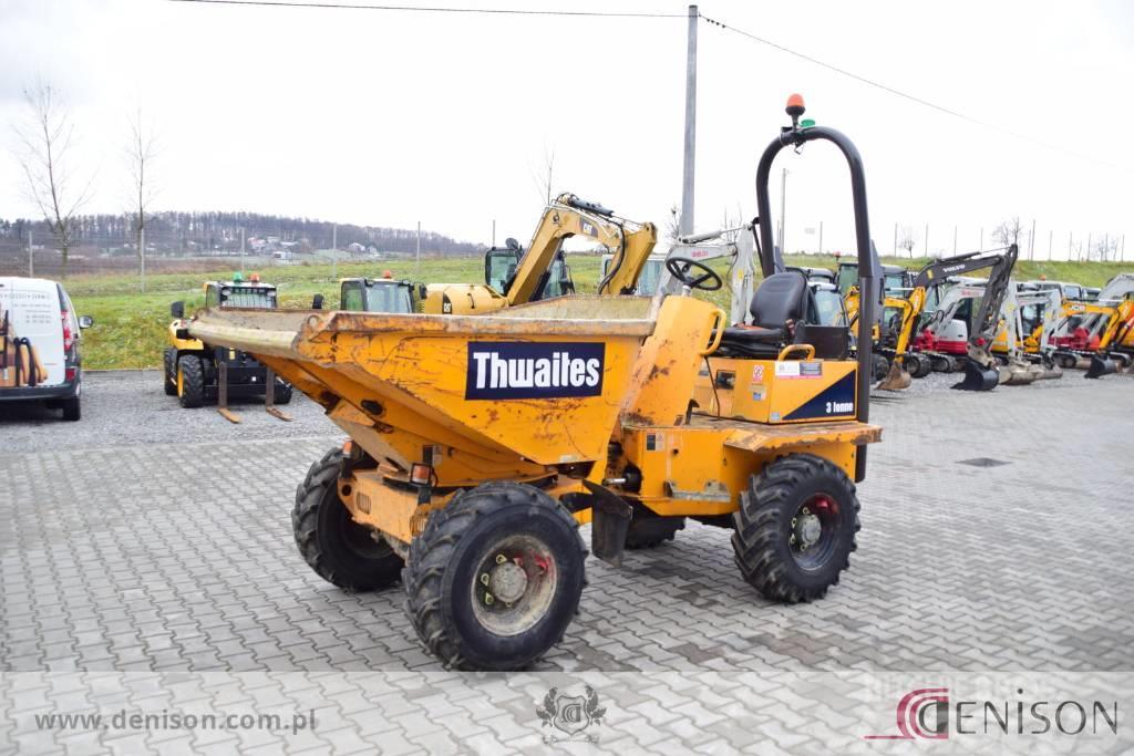 Thwaites 3 tonne Terex PS 3000 Swivel
