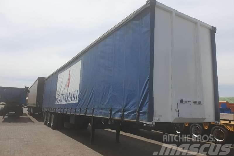 [Other] Other 2013 Warrior Tautliner Tri-Axle Flat Deck