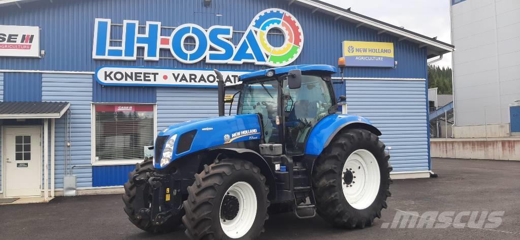 New Holland T 7.235 AC
