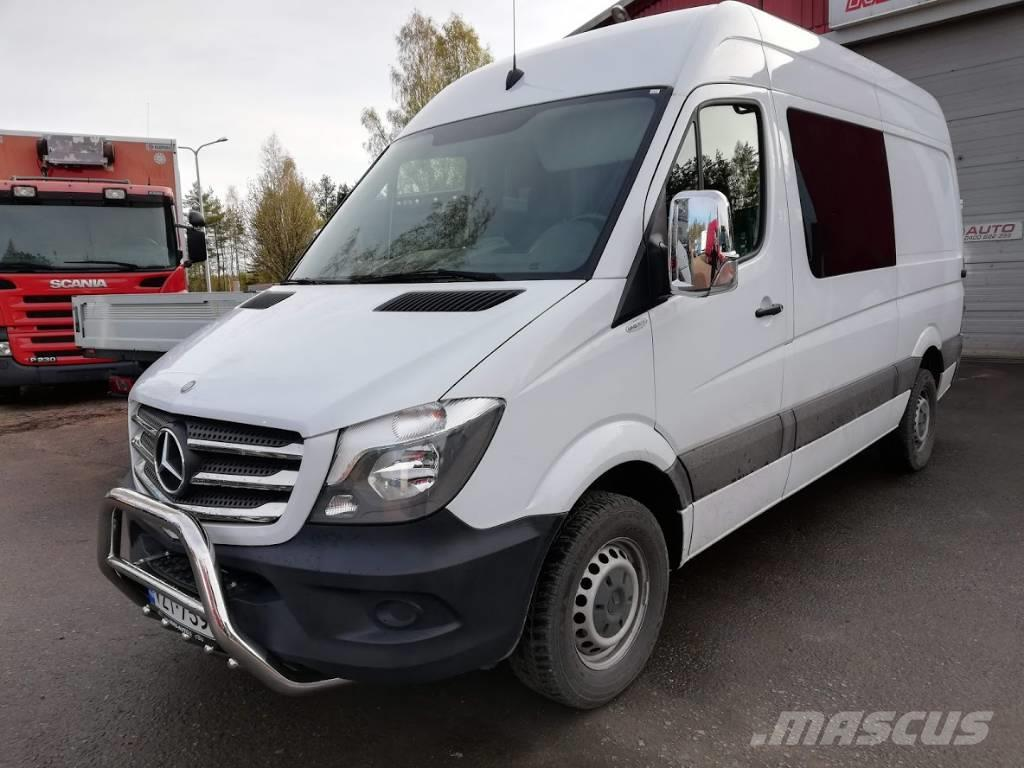 Mercedes-Benz Sprinter 313CDI 5-hlö