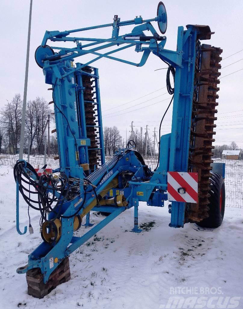 Lemken Zirkon 9/600 KA