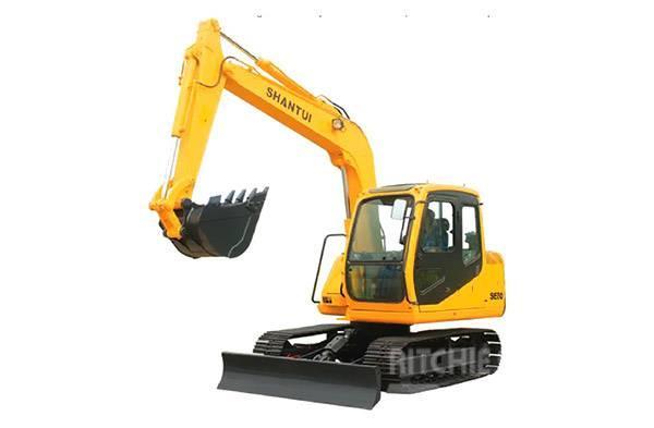 Shantui SE80 Crawler Excavator