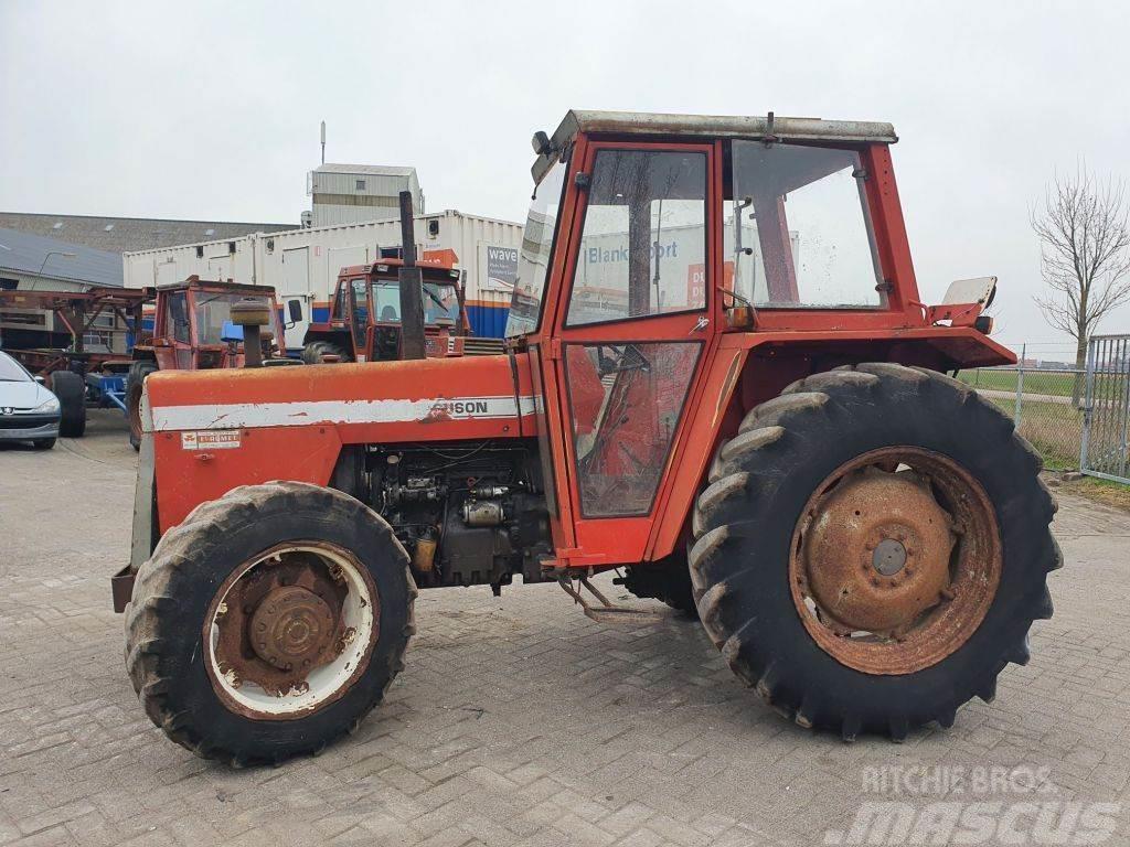 Massey Ferguson 275 - 4x4