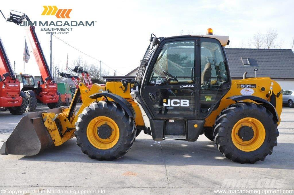 JCB 531-70 Turbo