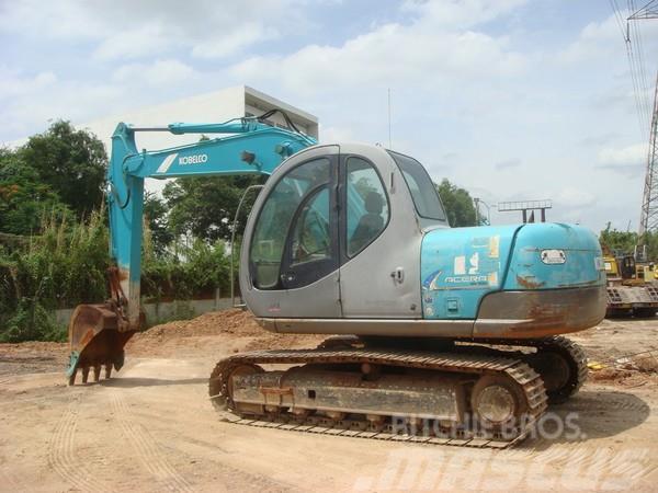Kobelco SK100-3-YW091xx - Crawler excavators, Year of