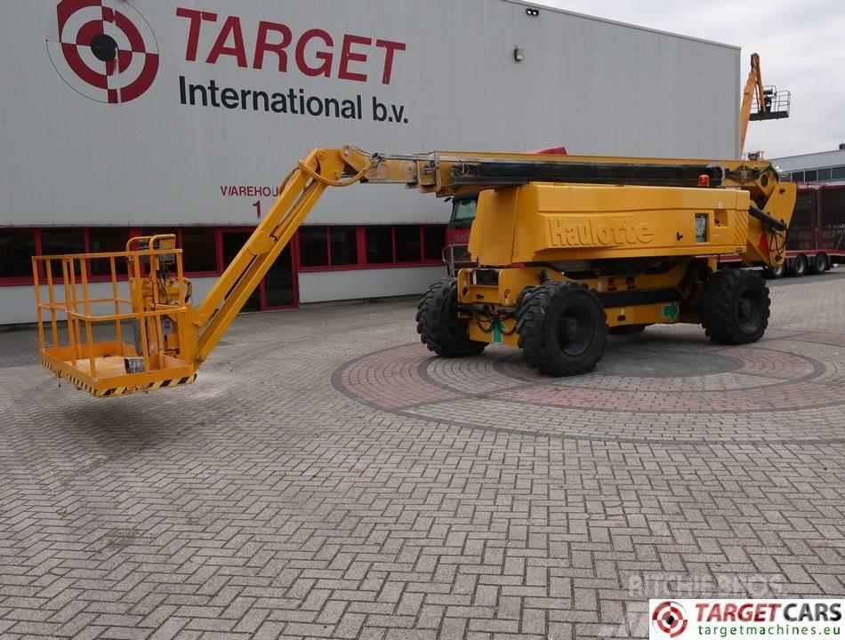 Haulotte HA32PX Diesel 4x4x4 Articulated Boom Work Lift 32M