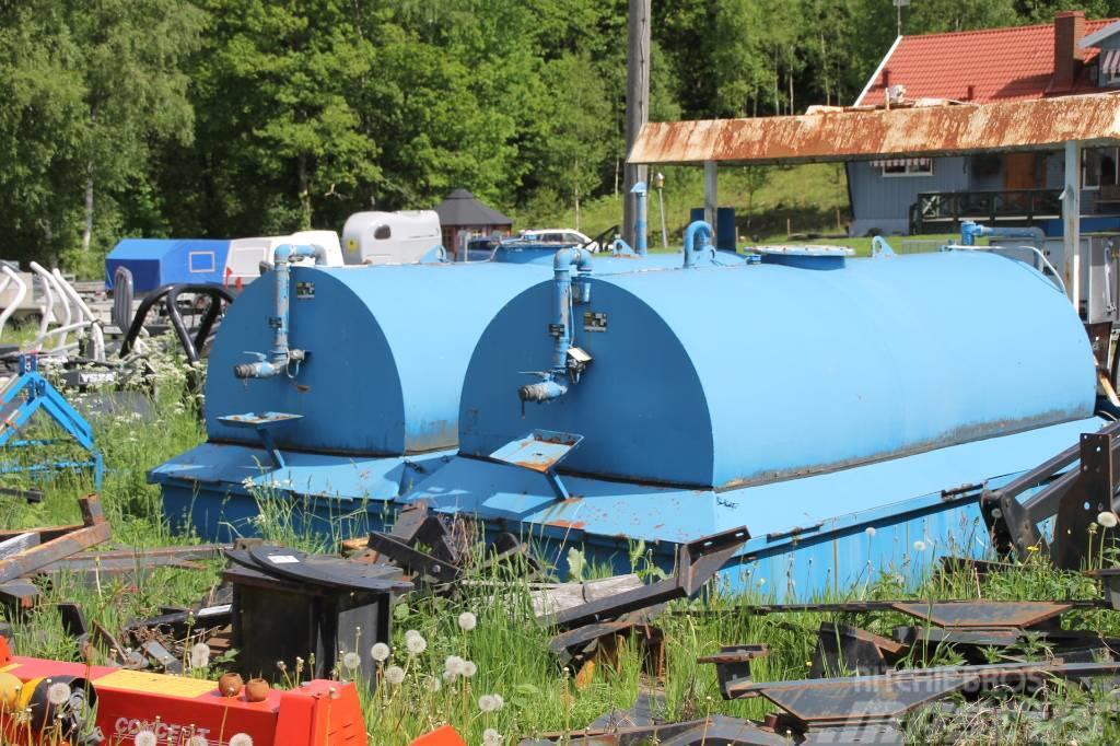 [Other] Dieseltank Gårdstank
