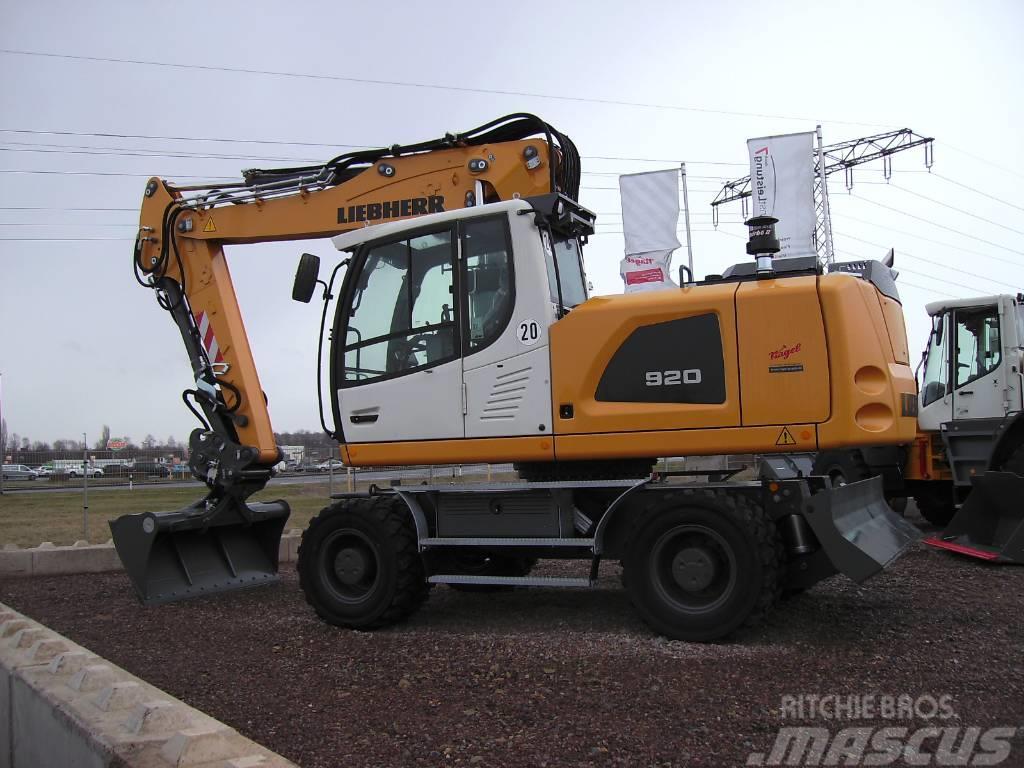 Liebherr A 920 Litronic