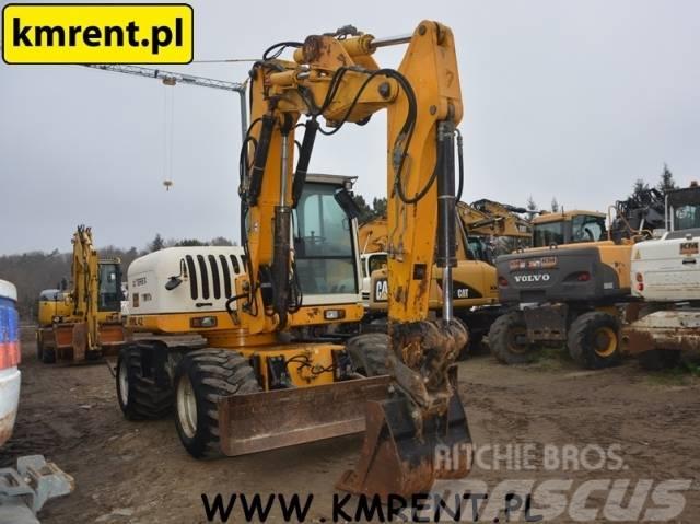 Terex 42 HML CAT M 312 JCB JS 130 LIEBHERR A 308 309 311