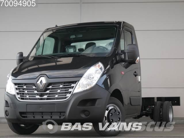 Renault Master DCI 165 3.5t DL Navigatie Airco Chassis cab