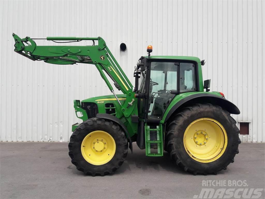 john deere 6430 premium preis baujahr 2007 gebrauchte traktoren gebraucht kaufen. Black Bedroom Furniture Sets. Home Design Ideas