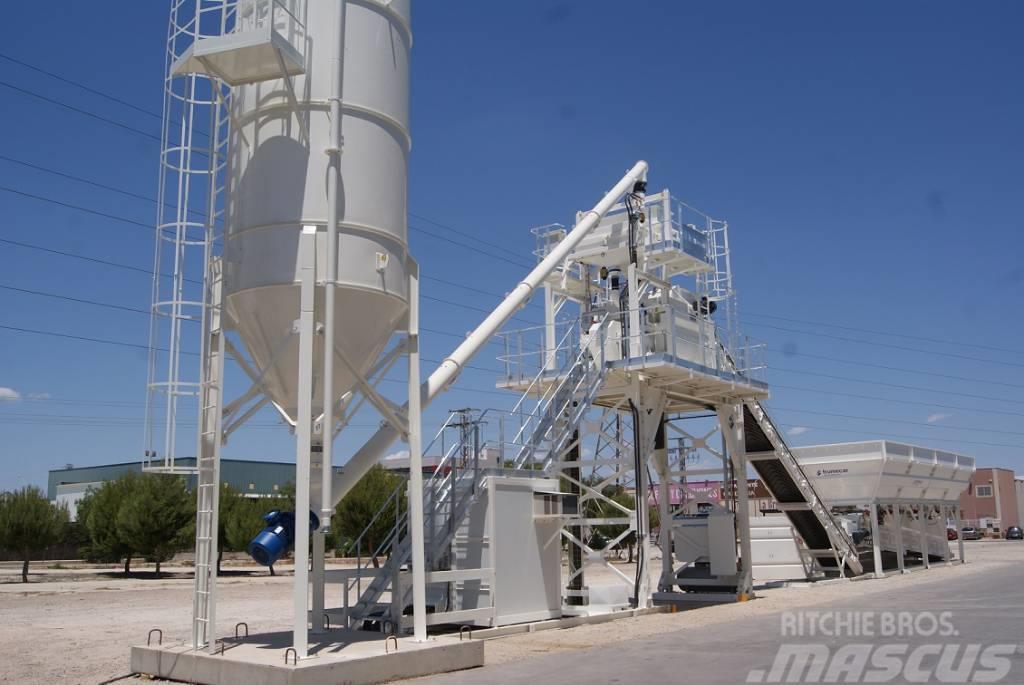 Frumecar MODULMIX - betoncentrale 80 - 150 m³/uur