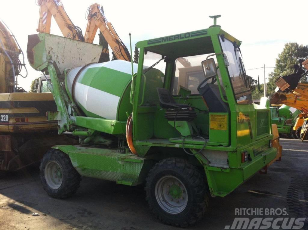 Merlo DBM2500 XS