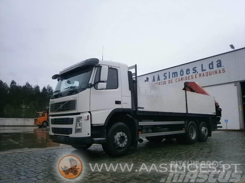Volvo FM12 420 6X2