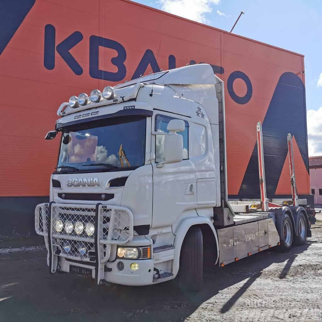 Scania R 730 6x4