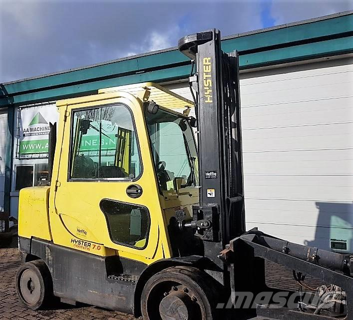 Hyster S 7.0 FT