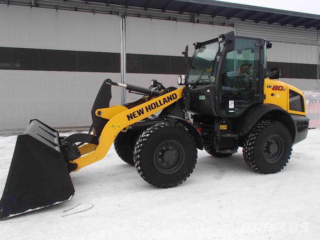 New Holland W 80 C