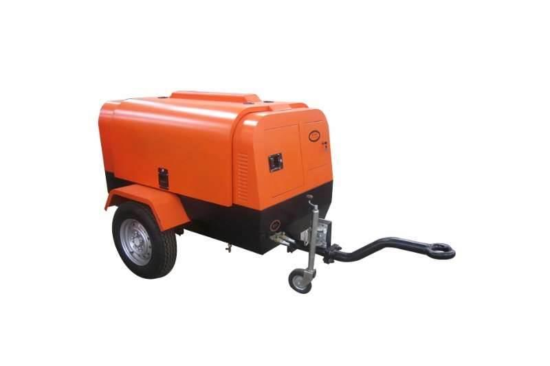 Sino Plant Compressor Diesel 3.6/7