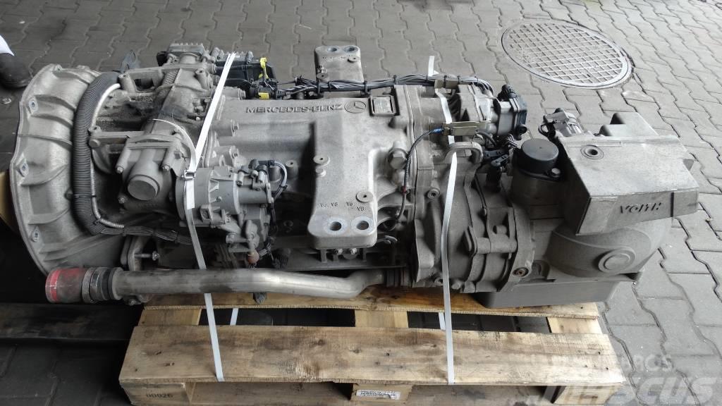 Mercedes-Benz Axor G281-12 gearbox