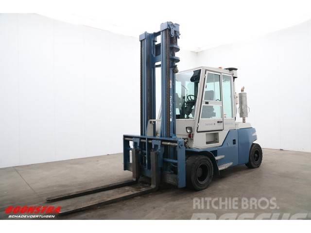Dantruck 9690-DD 900 9T. 4.40 Meter Heftruck