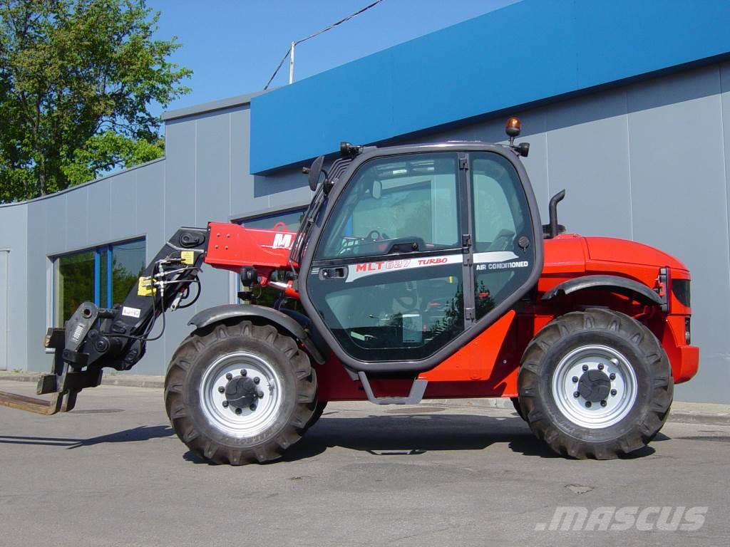 Manitou MLT627 TURBO