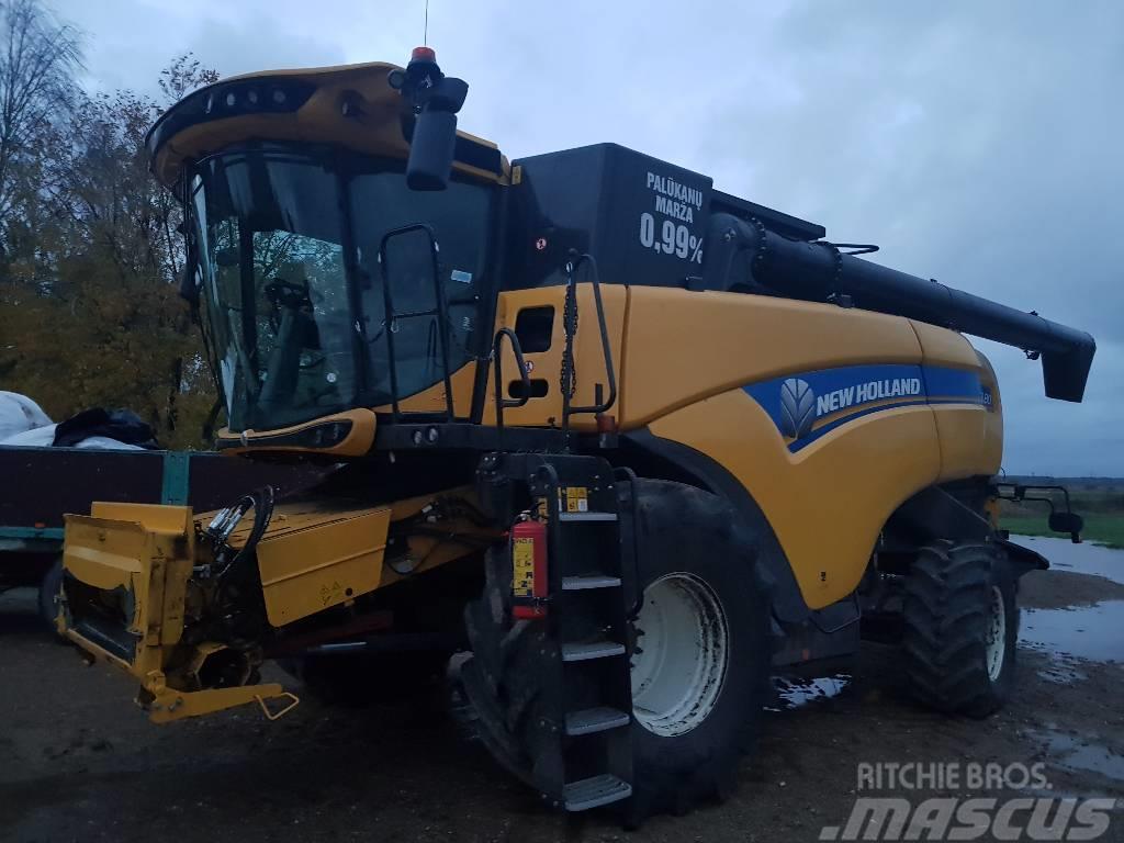 New Holland CX 8.80