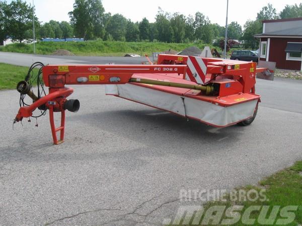 Kuhn FC302G, 2001, Slåtterkrossar