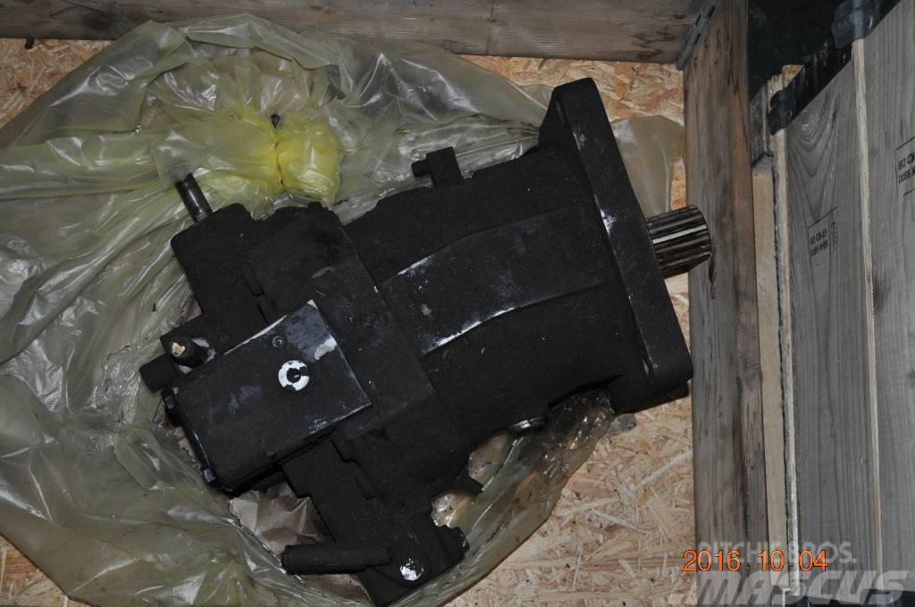 John Deere 1710 D F062679 Silnik jazdy