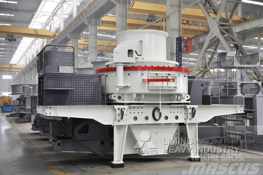 Liming 70~140 т/ч VSI5X7615 Центробежная ударная дробилка