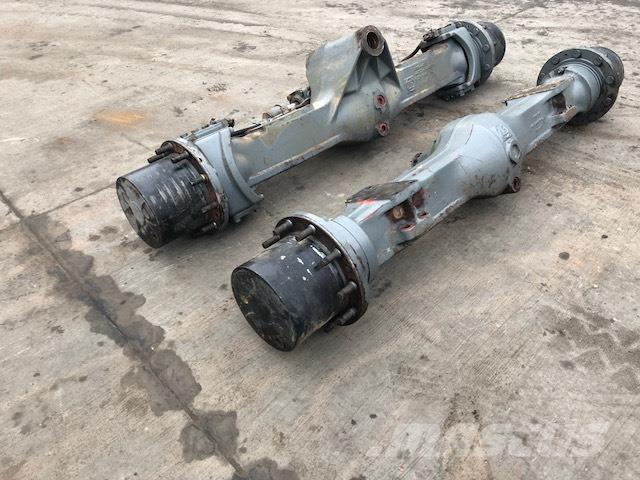 Liebherr A 904 REAL AXLES