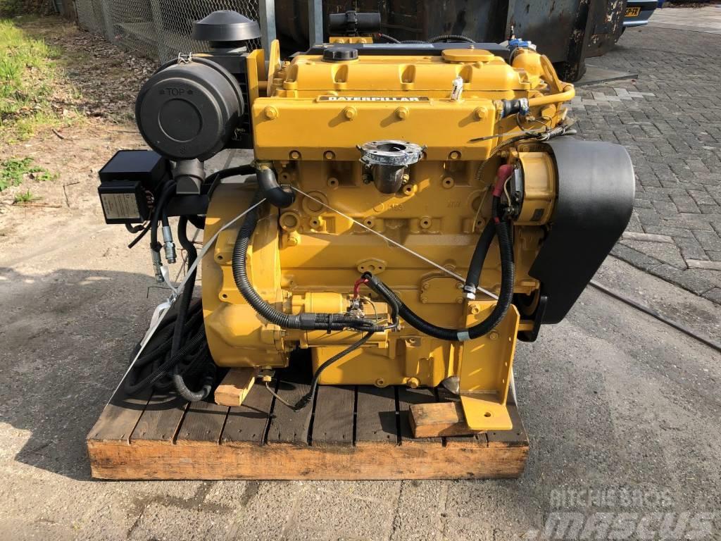 Caterpillar C 4.4 - Marine Auxiliary - 42 kW - DPH 105963