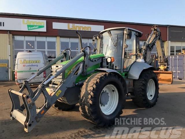 Lännen 8600C *Mkt fin maskin, 7500 tim*