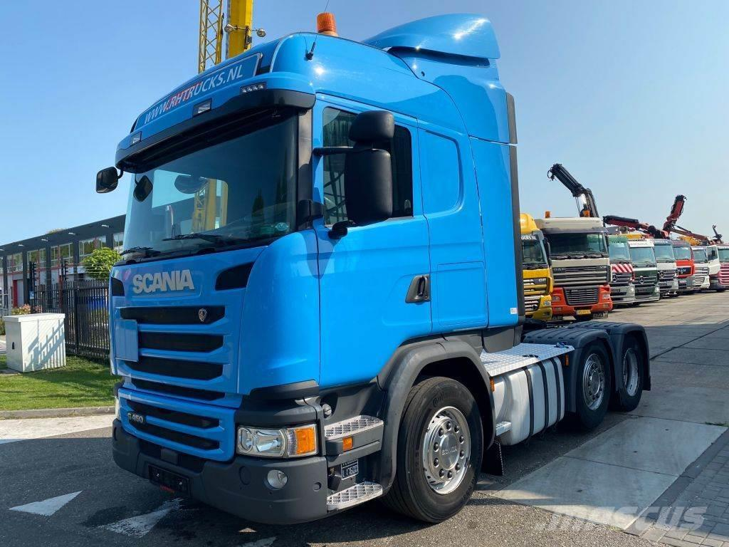 Scania 15 PIECES G450 6X2 EURO 6 + AD BLUE