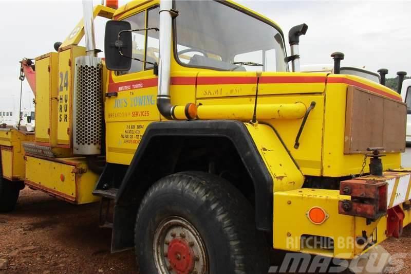 Samil 50 4x4 MK1 -Recovery Vehicle