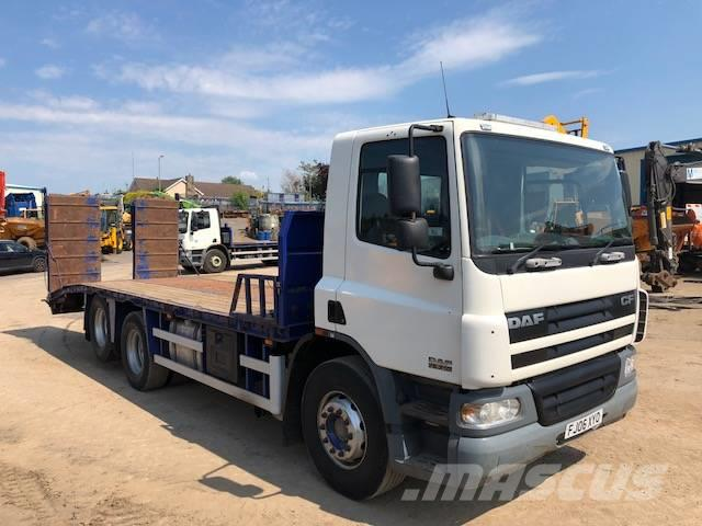 Used Daf 75 310 Car Haulers Year 2006 Price 20 672 For Sale