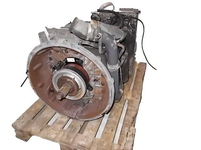 Volvo FH13 VT02214B gearbox