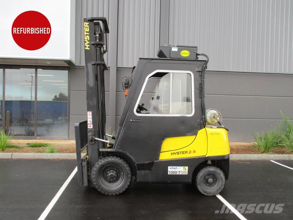 Hyster H 2.5 TX