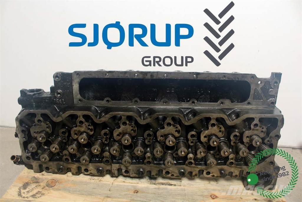 New Holland T7.270 Cylinder Head