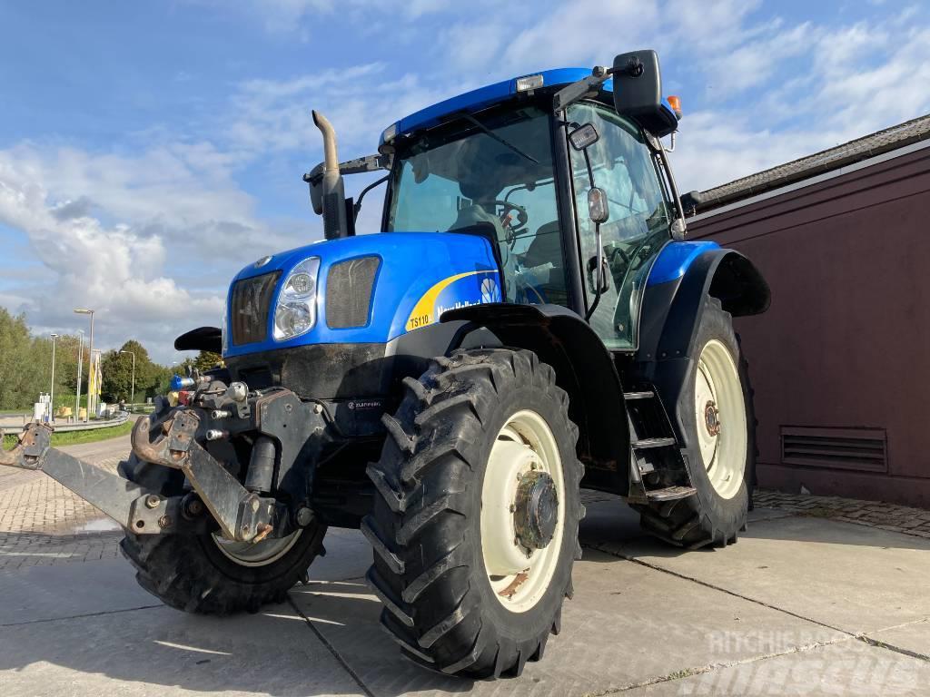 New Holland TS 110 A