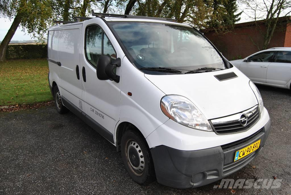 used opel vivaro panel vans year 2007 price 7 837 for. Black Bedroom Furniture Sets. Home Design Ideas