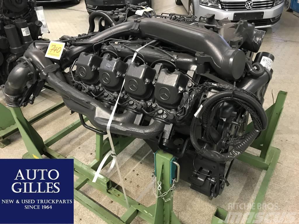 Mercedes-Benz OM 442 LA EDC / OM442LA EDC Motor