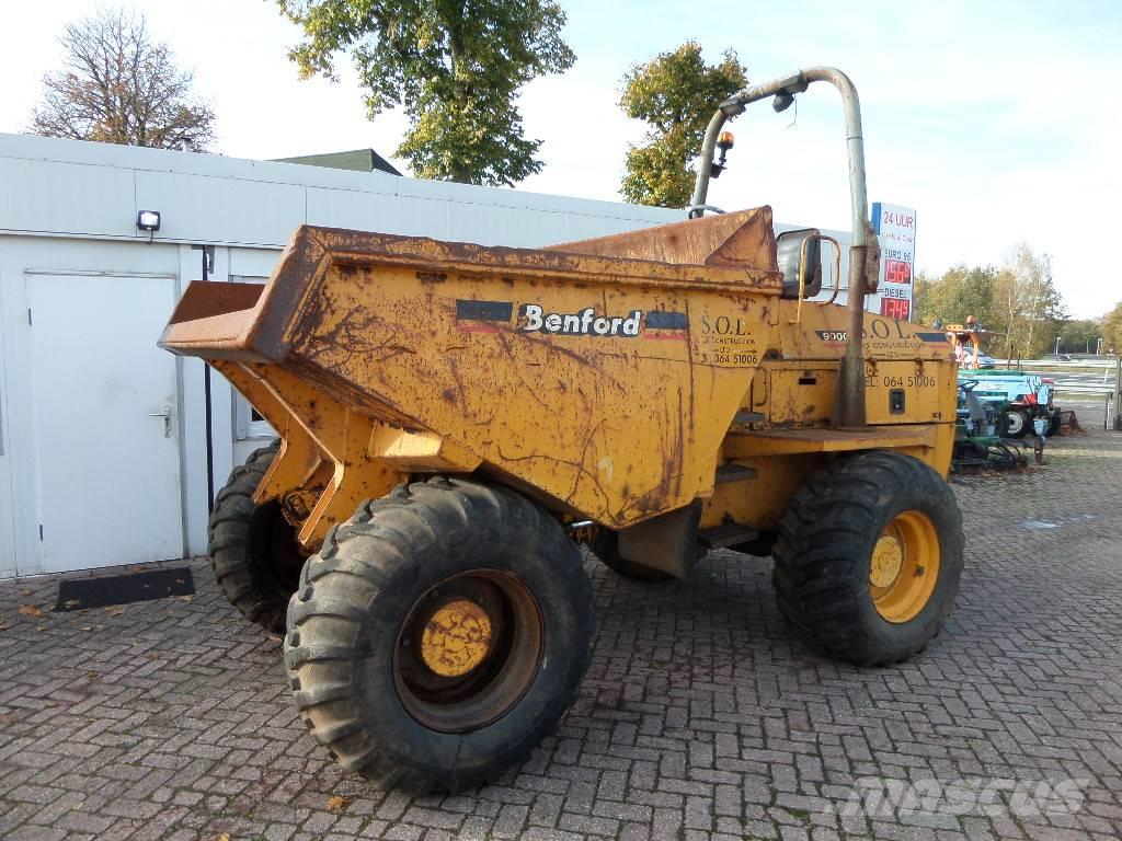 Benford 9000 PTR
