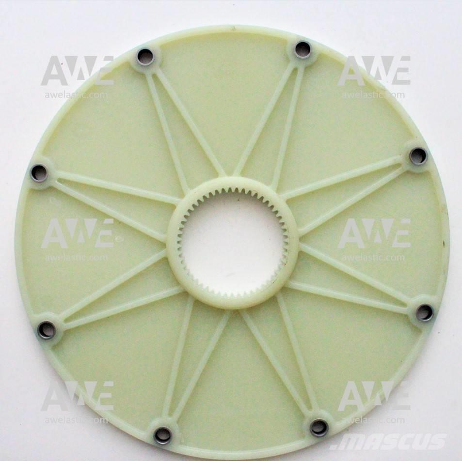 [Other] KTR Bowex 48 FLE-PA coupling flange