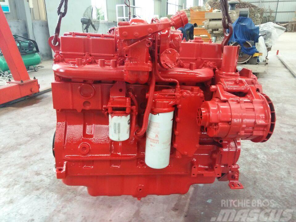 Cummins 6TAA-8.3 оригинал  дизельный двигатель